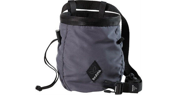 Prana Chalk Bag with Belt Pewter